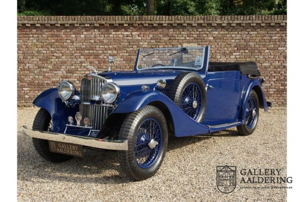 AC 16/70 Six 4-Seater Drophead Coupe 1935