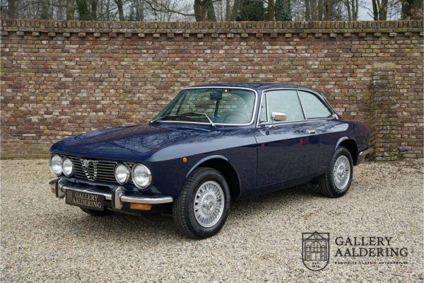 Alfa Romeo 2000 GTV 1974