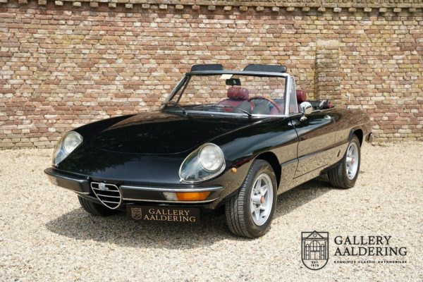 Alfa Romeo 2000 SPIDER VELOCE 1976
