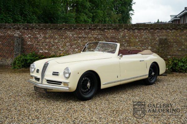 Alfa Romeo 6c 2500s 1946