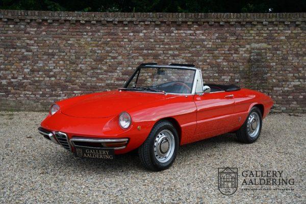Alfa Romeo Duetto Spider 1968