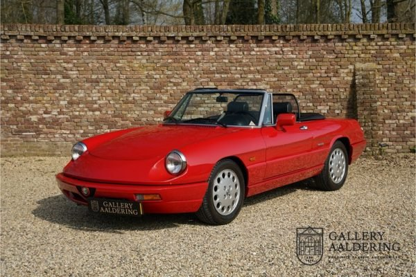 Alfa Romeo Spider 2.0 1992