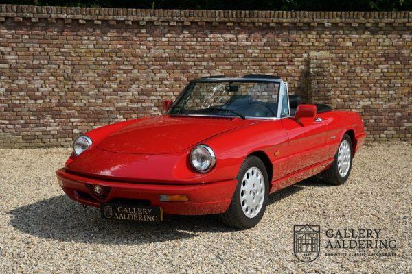 Alfa Romeo SPIDER 2.0 U9 1992