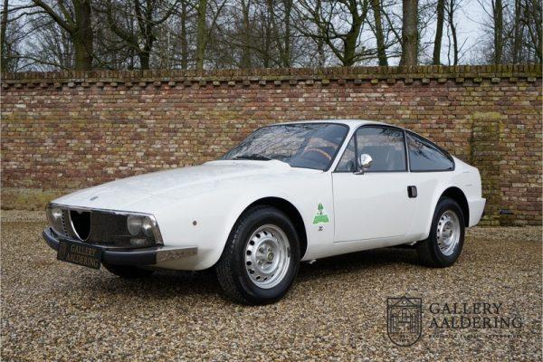 Alfa Romeo Zagato 1600 Junior, rare 1600cc version only 402 made! 1973