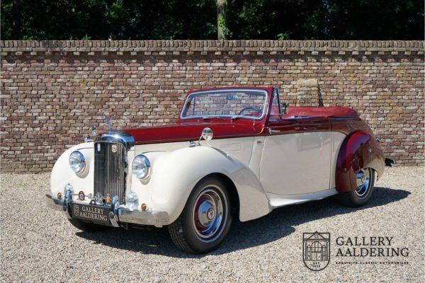 Alvis TA21 1952