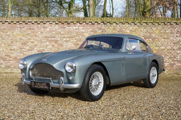 Aston Martin DB 2/4 Mk3 1958