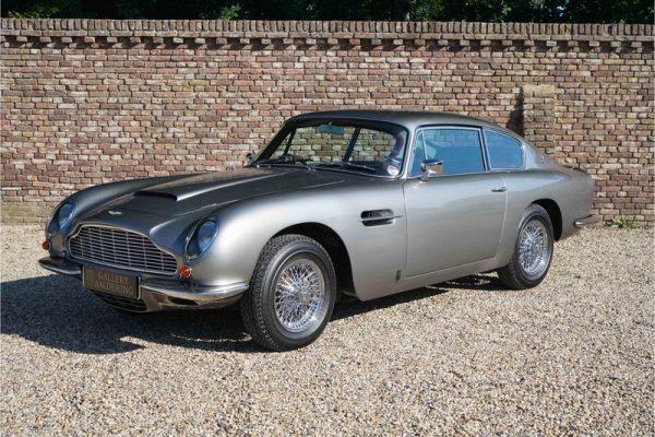 Aston Martin DB6 1968