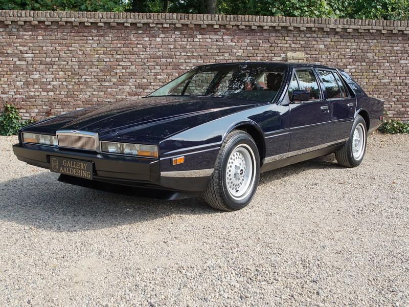 Aston Martin Lagonda Tickford 1985