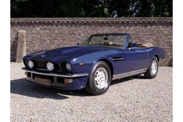 Aston Martin V8 Volante 'Oscar India' 1982
