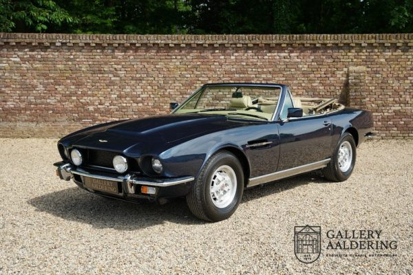 Aston Martin V8 Volante Series 1 1980