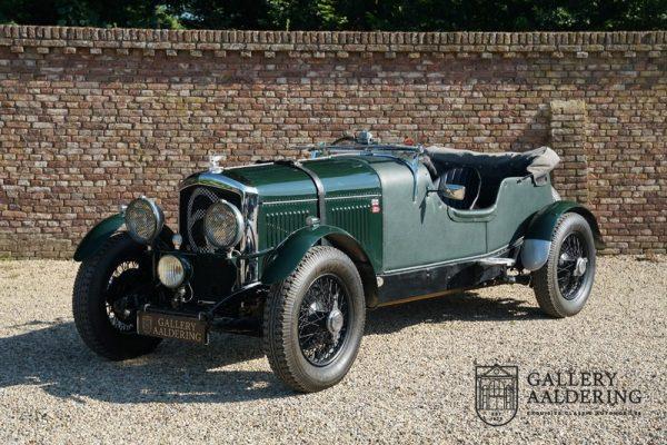 Bentley Derby 6 1936