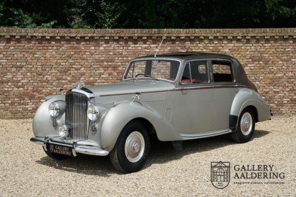 Bentley R Type 1953