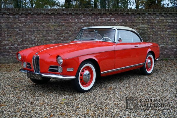 BMW 503 1956