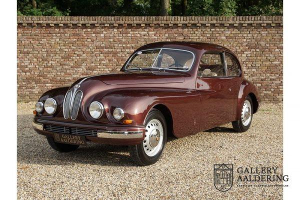 Bristol 401 1951