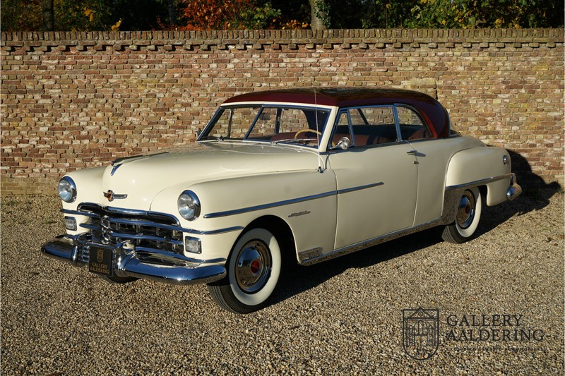 Chrysler WINDSOR NEWPORT Coupe 1950