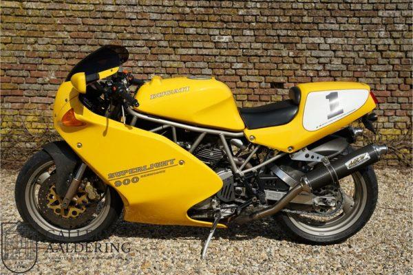 Ducati 900 SuperLight IV 1995