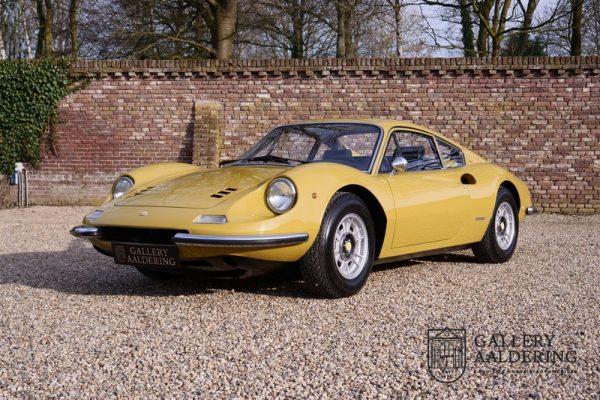 Ferrari 246 GT Dino 1970