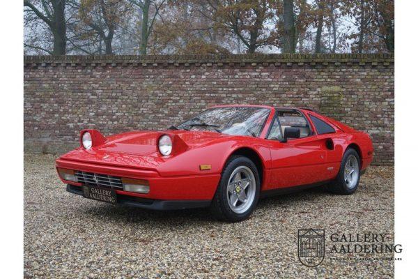 Ferrari 328 GTS Pre-ABS 1987