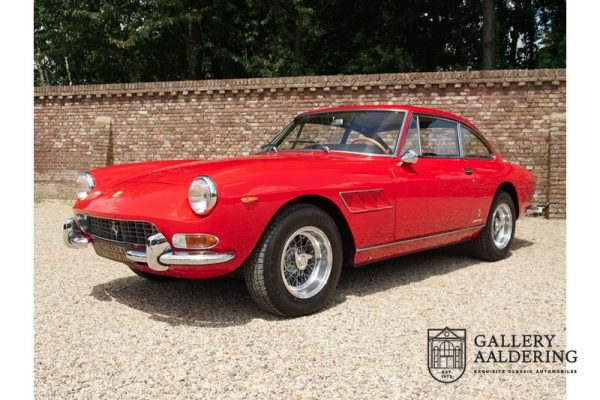 Ferrari 330 GT series 2 single headlight 1966