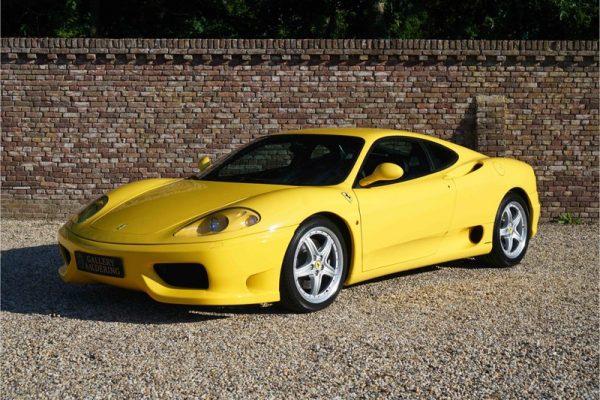 Ferrari 360 3.6 V8 Modena 2003