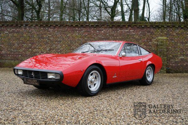 Ferrari 365 GTC/4 1972