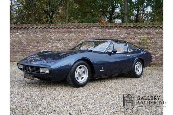 Ferrari 365 GTC/4 1973