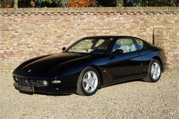 Ferrari 456M GT 1999