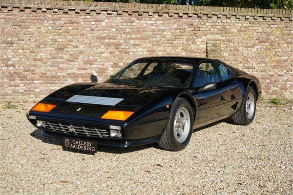 Ferrari 512 BBi 1983
