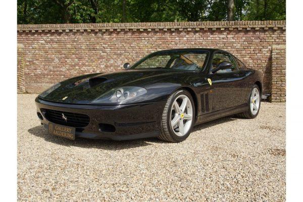 Ferrari 575M Maranello 2002