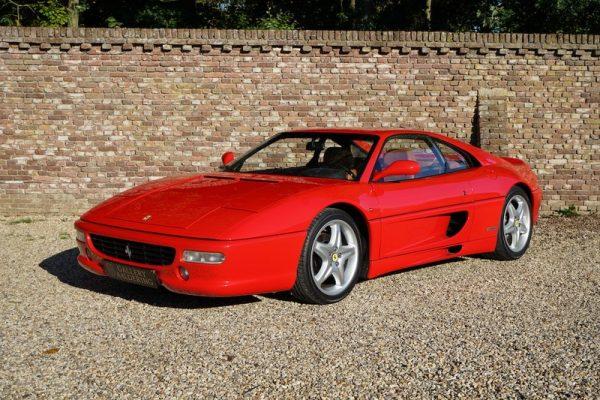 Ferrari F355 GTB F1 1997