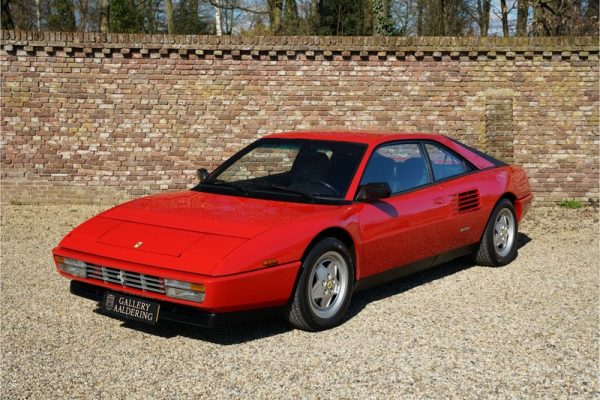 Ferrari Mondial 3.4 T Coupé 1991