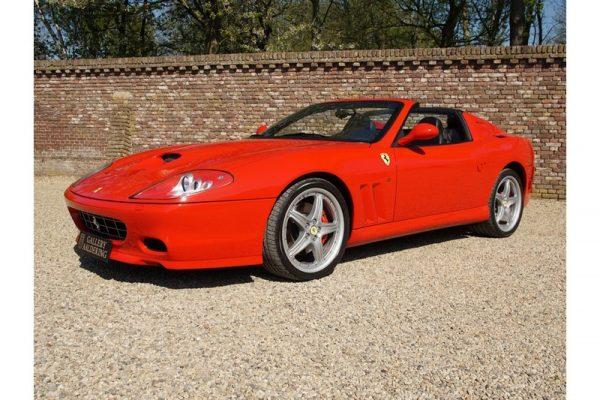 Ferrari Superamerica 575 2006