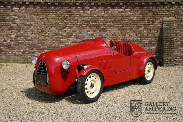 Fiat Topolino 1955