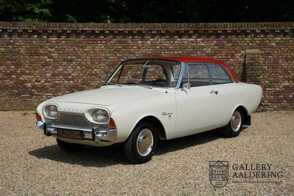 Ford Taunus 17M Super 1963
