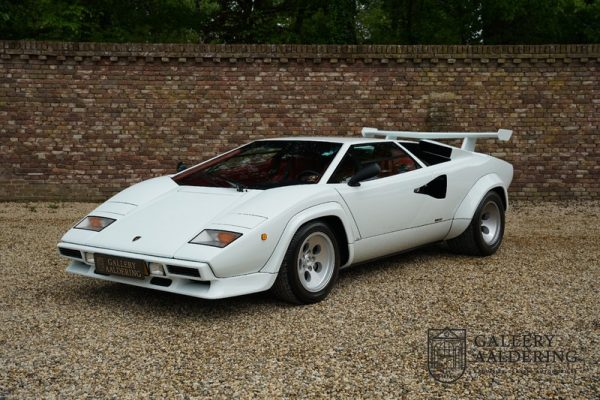 Lamborghini Countach LP5000 Quattrovalvole 1986