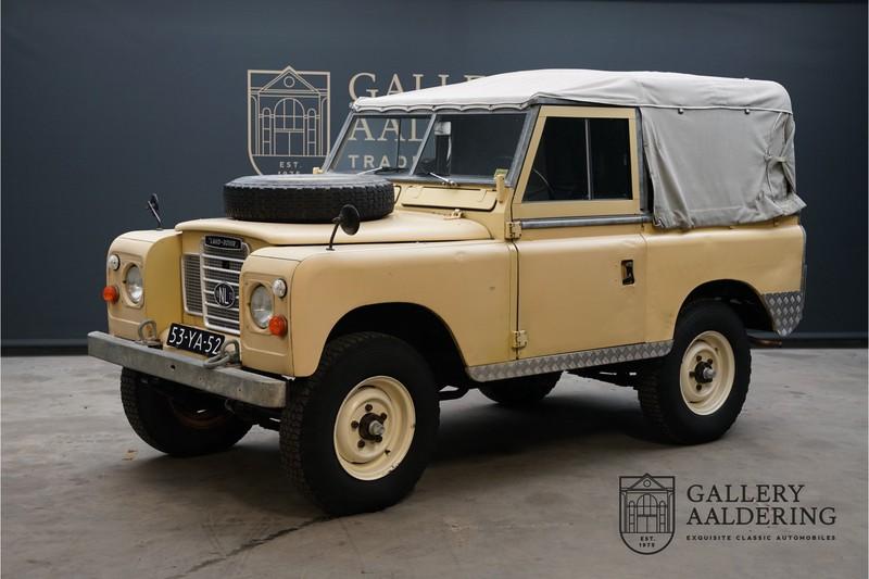 Land Rover LR 88 1973