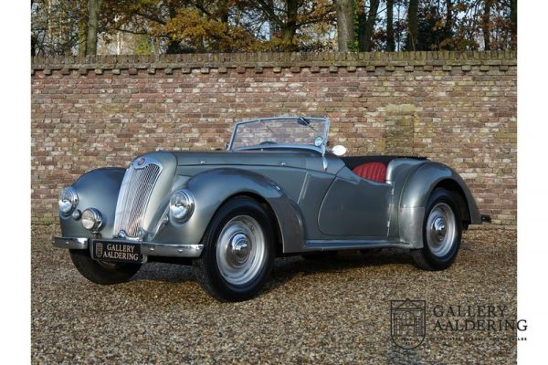 Lea Francis 14 H.P. Sports Two-Seater 1800 1948