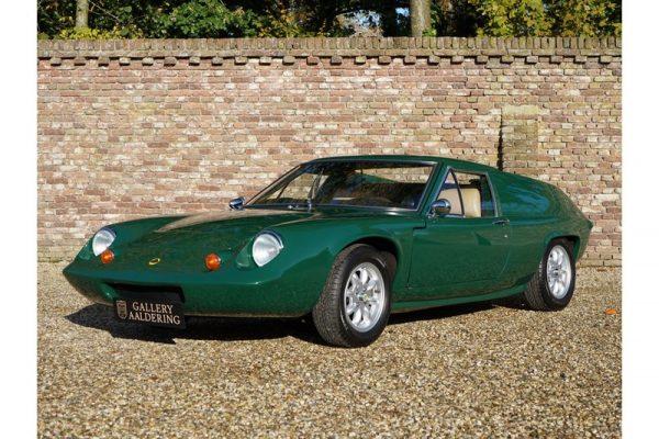Lotus Europa S2 LHD 1969