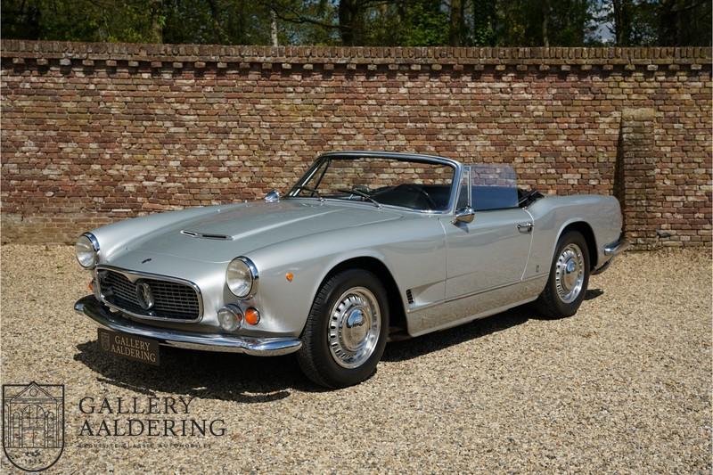 Maserati 3500GT Vignale Spyder 1960