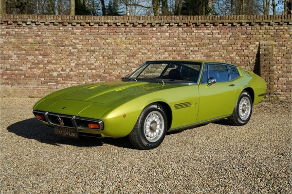 Maserati Ghibli 4.7 1970