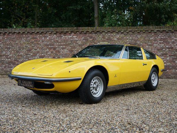 Maserati Indy 4700 1972