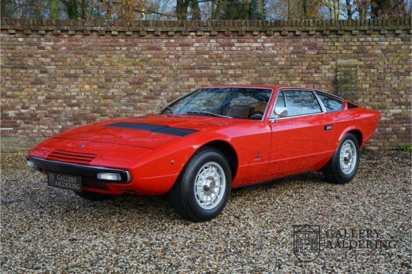 Maserati Khamsin 4.9 1974