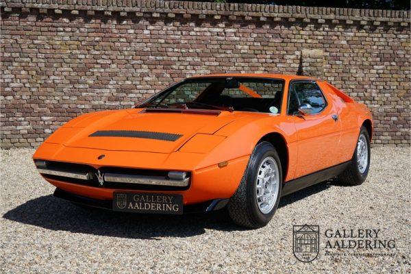 Maserati Merak 3000 SS 1976