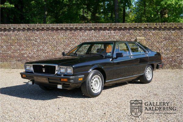 Maserati Quattroporte 1985