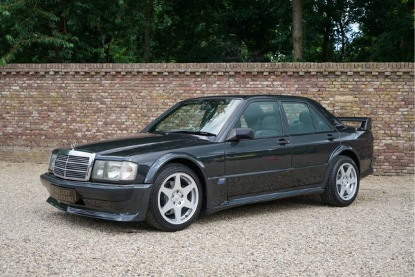 Mercedes-Benz 190E Evo 1 1989