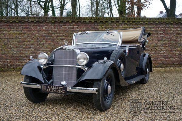 Mercedes-Benz 200 W21 1935