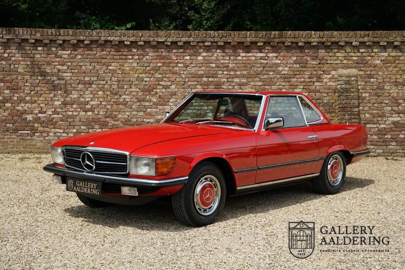 Mercedes Benz 450SL W107 1977