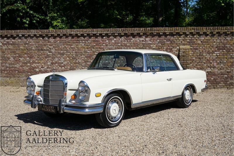 Mercedes-Benz W111 280 SE Coupe 1968
