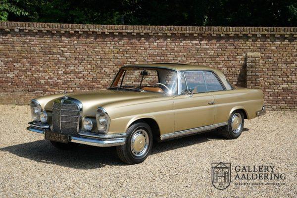 Mercedes-Benz W111 280SE Coupé 1968