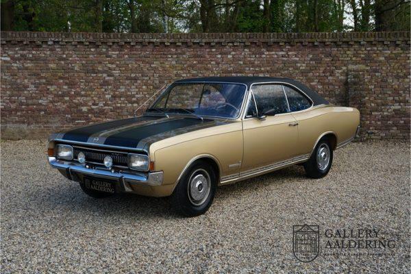 Opel Commodore 1969